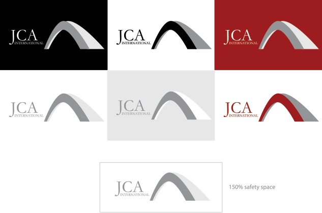 logo usage jca
